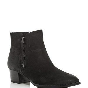 Paul Green Suede Ankle Booties Size 6.5 Women's